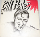 LP Bill Haley & The Comets - Rock and roll