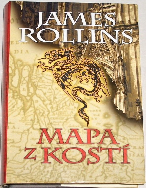 Rollins James - Mapa z kostí