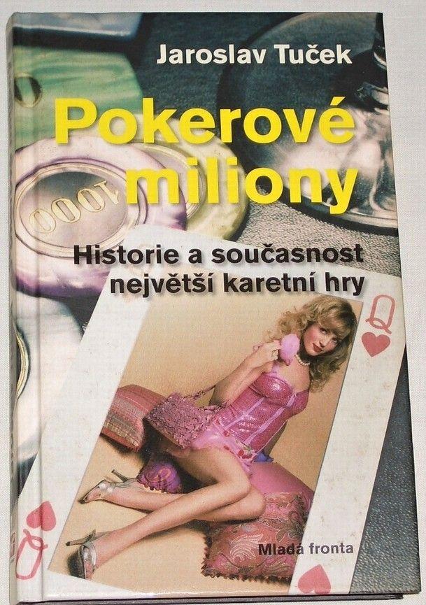 Tuček Jaroslav - Pokerové miliony
