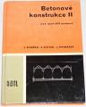Dvořák, Kvítek, Petrásek - Betonové konstrukce II.