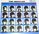 LP Beatles - A Hard Day´s Night
