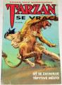 Tarzan se vrací - Síť se zatahuje, Třpytivé město