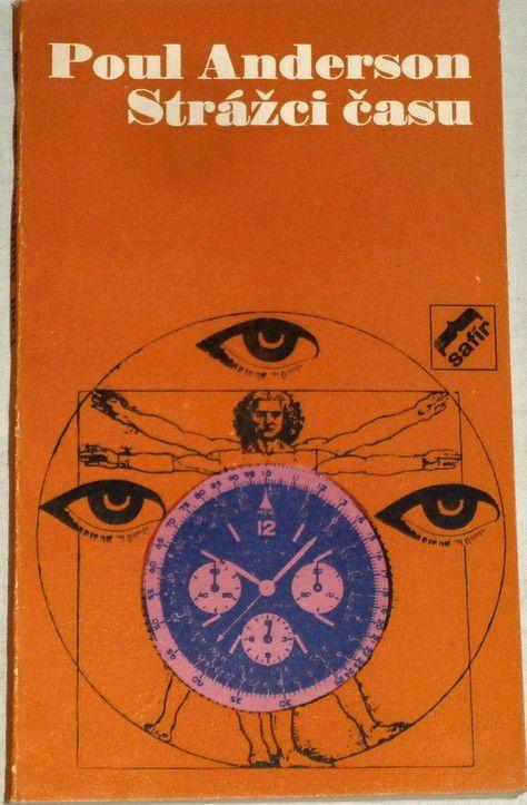 Anderson Poul - Strážci času