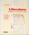Brendlová, Novy - Literatura anglicky mluvících zemí
