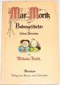 Bulch Wilhelm - Mar und Morik