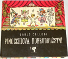 Collodi Carlo - Pinocchiova dobrodružství