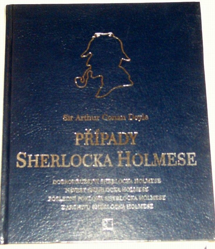 Doyle Arthur Conan - Případy Sherlocka Holmese