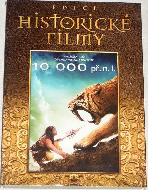DVD - 10 000 př. n. l.