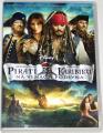 DVD Piráti z Karibiku - Na vlnách podivna