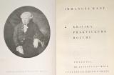 Kant I. - Kritika praktického rozumu