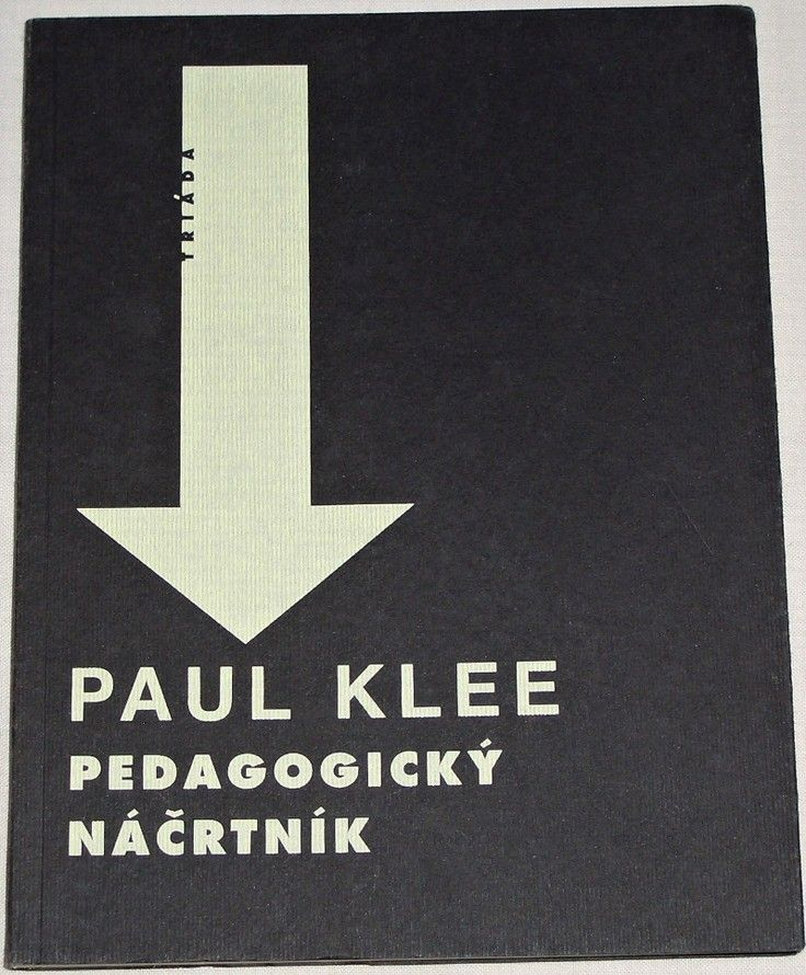 Klee Paul - Pedagogický náčrtník