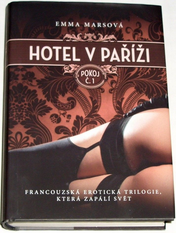 Marsová Emma - Hotel v Paříži