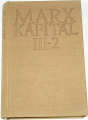 Marx Karel - Kapitál III-2