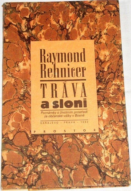 Rehnicer Raymond - Tráva a sloni