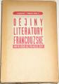 Thibaudet Albert - Dějiny francouzské literatury