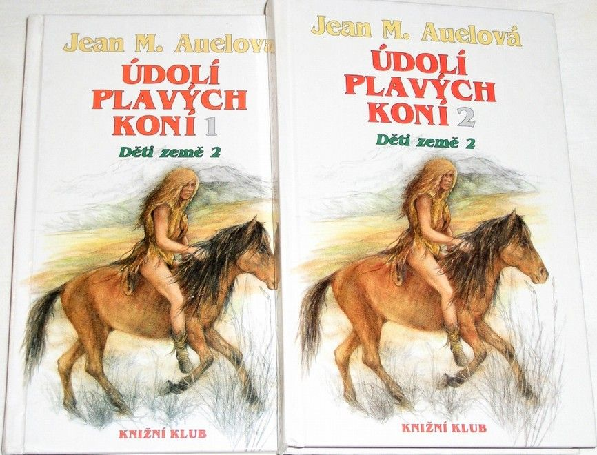 Auelová Jean M. - Údolí plavých koní 1 a 2 (Děti země 2)