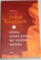 Larsson Stieg - Dívka, která kopla do vosího hnízda