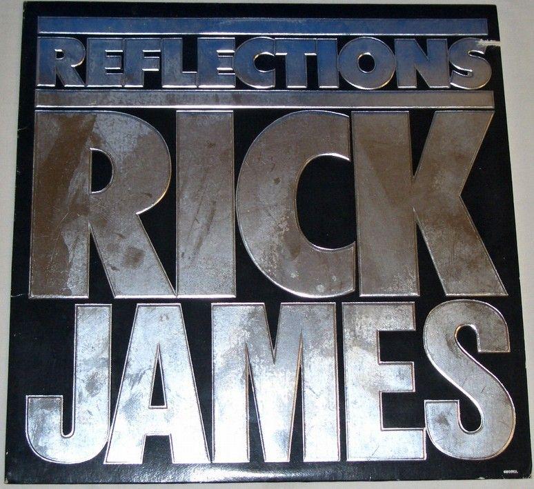 LP Rick James - Reflections
