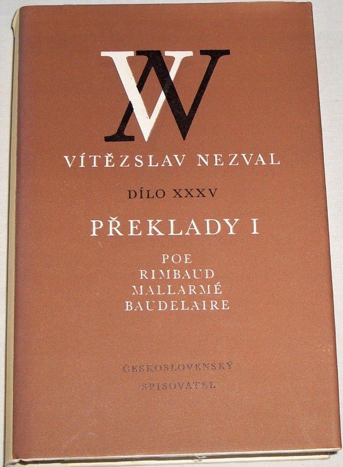 Nezval Vítězslav - Překlady I.