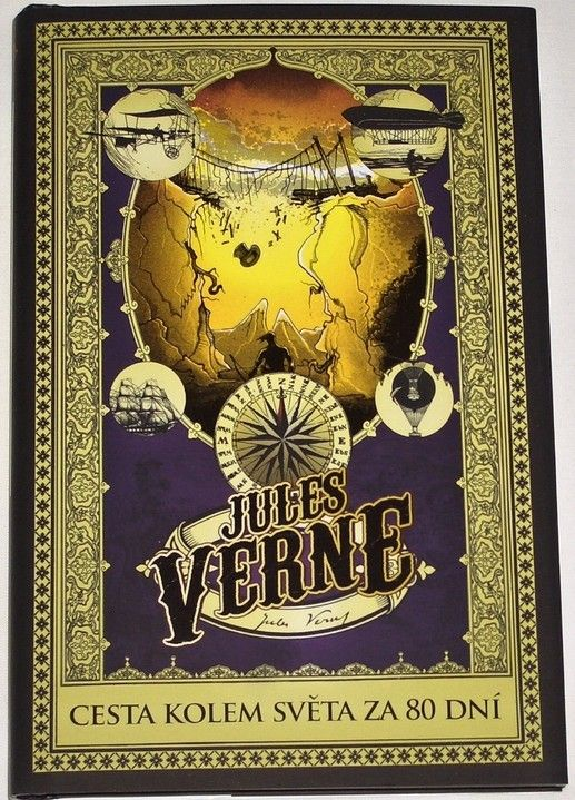 Verne Jules - Cesta kolem světa za 80 dní