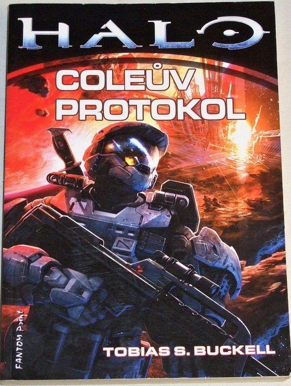 Buckell Tobias S. - Halo: Coleův protokol