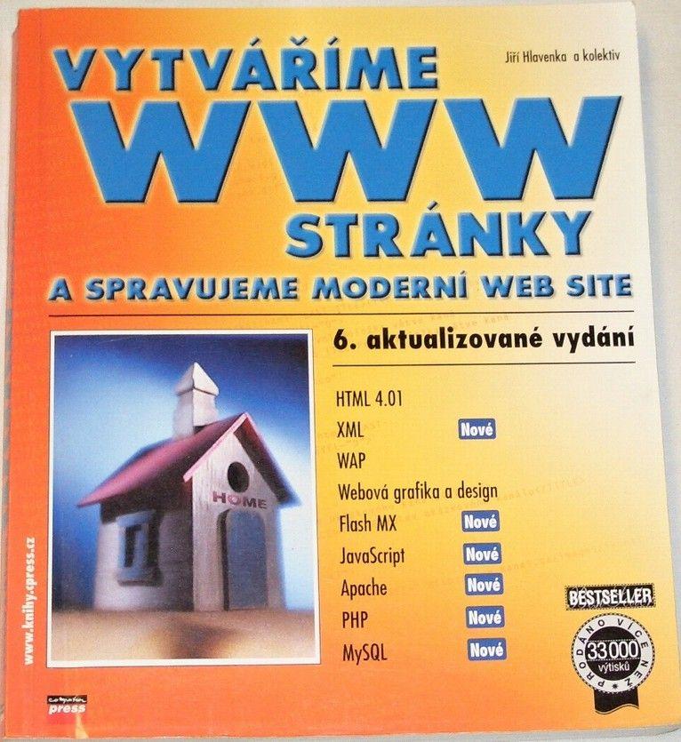 Hlavenka Jiří- Vytváříme www stránky