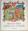 Říha Bohumil -  Vítek na výletě
