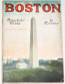 USA, Boston: Souvenir Guide in Colors, 1930