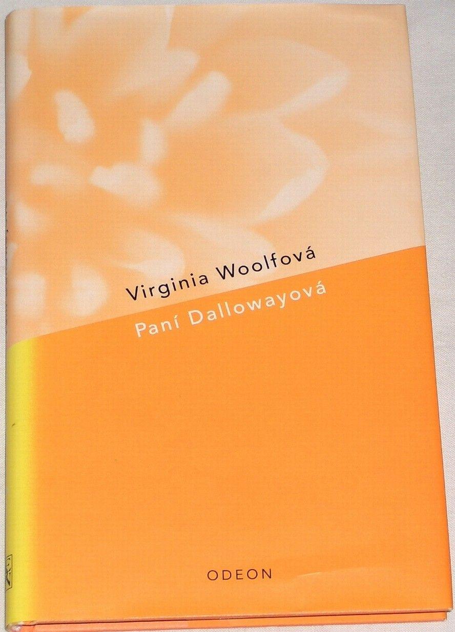 Woolfová Virginia - Paní Dallowayová