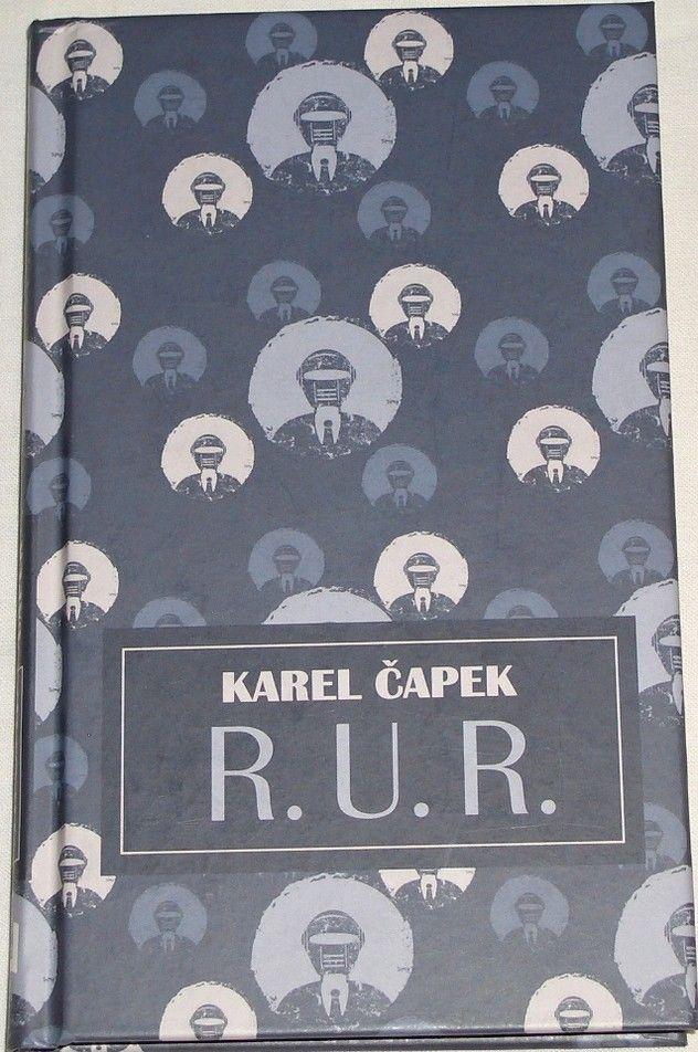 Čapek Karel - R.U.R.