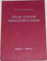 Damon Cyron - Úplný systém okkultních nauk, Kniha III. a IV.