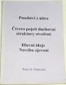 Francuch Peter D. - Poselství z nitra, Čtvero pojetí duchovní struktury stvoření, Hlavní ideje Novéh