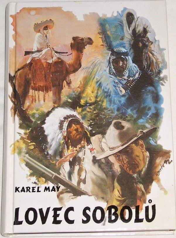 May Karel - Lovec sobolů