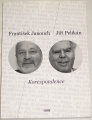 Janouch František / Pelikán Jiří - Korespondence