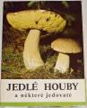 Kult Karel - Jedlé houby a některé jedovaté