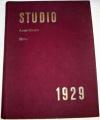 Studio 1929 - Měsíční revue pro filmové umění (číslo 1 - 10)