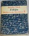 Vlček Jaroslav - Z dějin - Dějiny české literatury 3