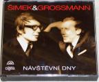 3 CD  Šimek & Grossmann - Návštěvní dny