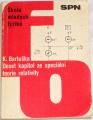 Bartuška Karel - Deset kapitol ze speciální teorie relativity