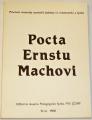 Černohorský, Fojtíková - Pocta Ernstu Machovi