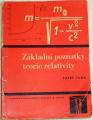 Fuka Josef - Základní poznatky teorie relativity