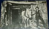 Ostravsko - doprava uhlí k šachtě 1929