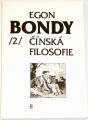 Bondy Egon - Indická filosofie 2