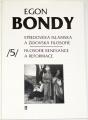 Bondy Egon - Indická filosofie 5