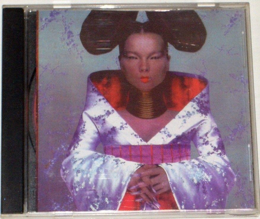 CD Björk - Homogenic