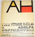 Lamač Miroslav - Výtvarné dílo Adolfa Hoffmeistera