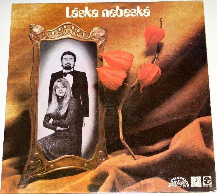 LP Waldemar Matuška, Eva Pilarová - Láska nebeská
