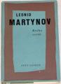 Martynov Leonid - Kniha veršů