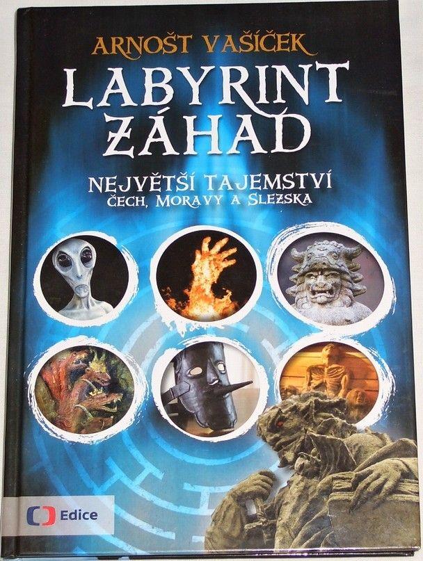 Vašíček Arnošt - Labyrint záhad