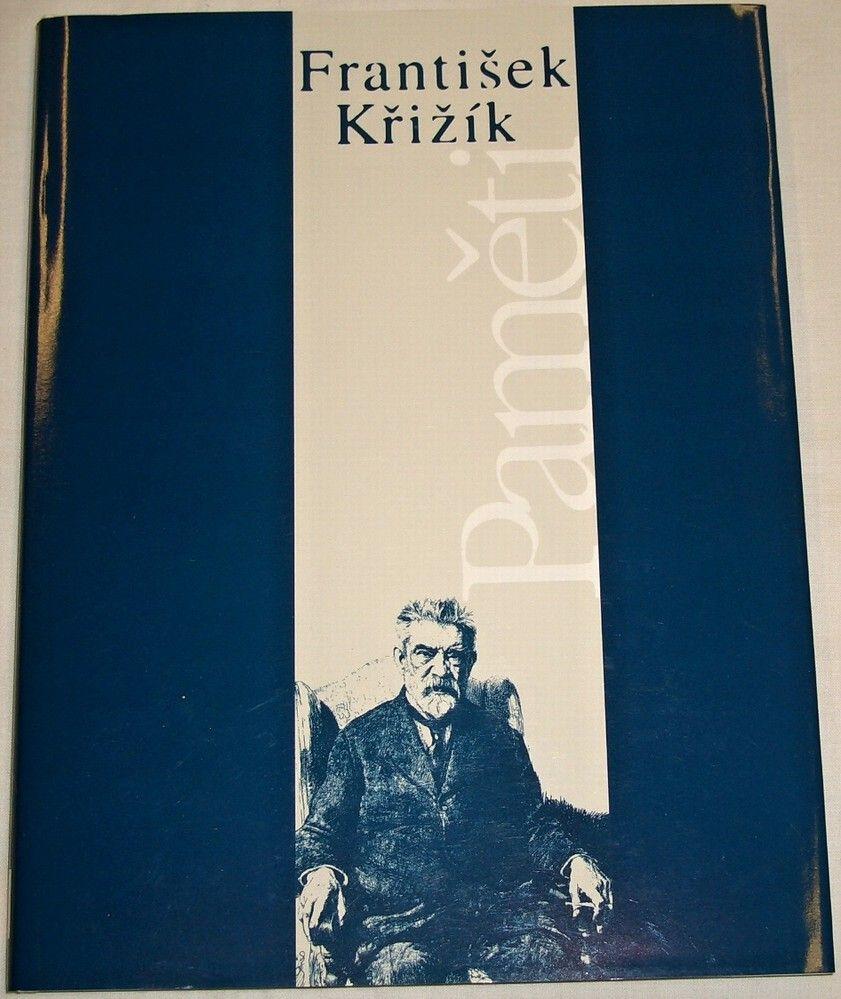Křižík František - Paměti